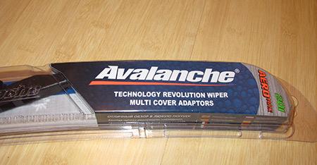 Дворники Avalanche