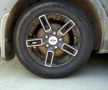 Автомобильные диски для колес могут быть очень разными