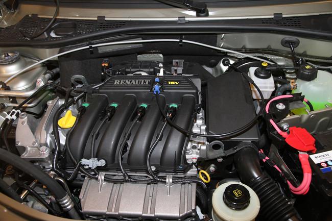 Lada Largus - движок Рено Renault