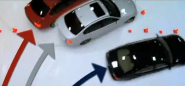 Поведение разных шин на льду