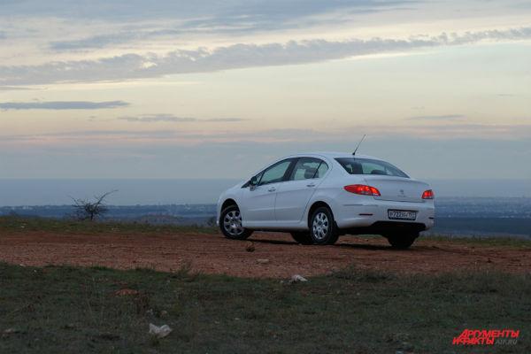 Peugeot 408 1.6 HD