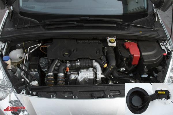 Мотор Пежо 408