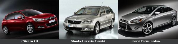Конкуренты Peugeot - Skoda, Citroen, Ford