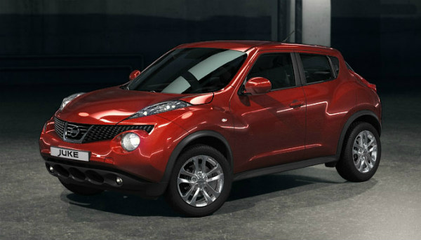 Nissan Juke - мечта экстравагантных автоледи