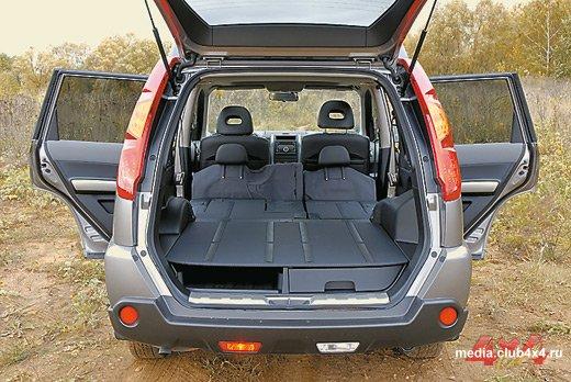 Багажник Nissan X-Trail