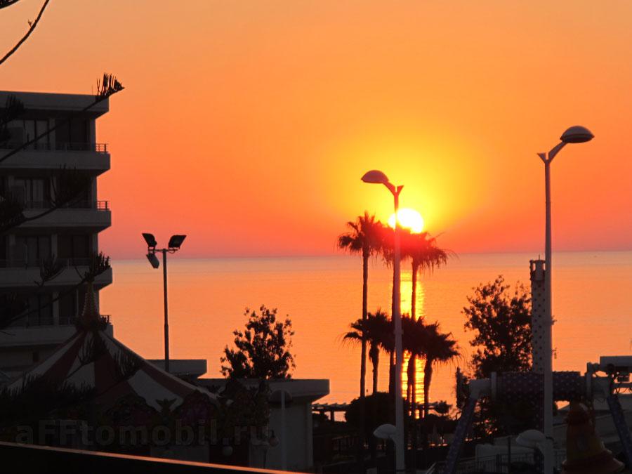 Кипр. Протарас - райское место