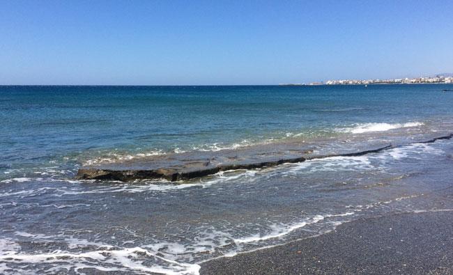 Пляжи Иерапетры на Крите