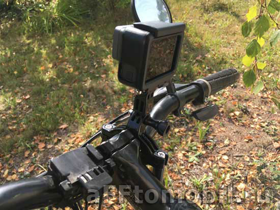 Тестирование камеры Gopro на сайте afftomobil.ru